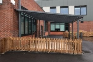 Shelter added to The Cheadle College