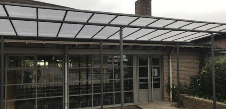 Abbey Grange C of E Academy Shelter
