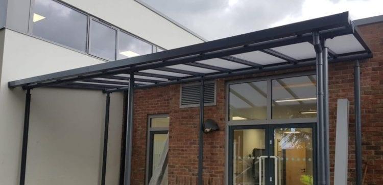 Huntingtree School Canopy