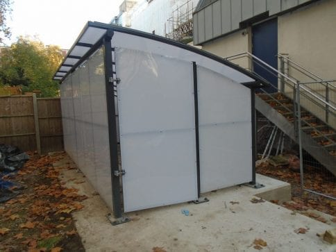 Imperial College London Buggy Shelter