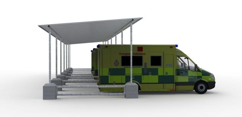 Ambulance Canopies