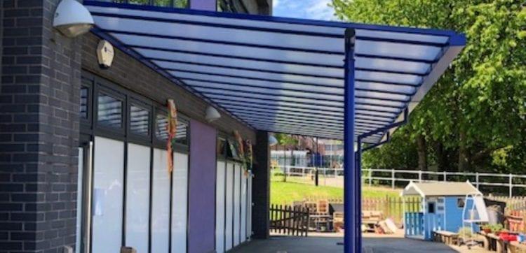 Christ CofE Primary School Shelter