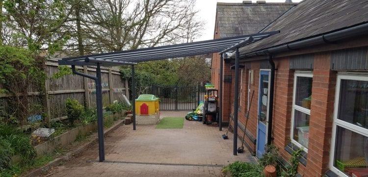 Kilby Pre School Canopy
