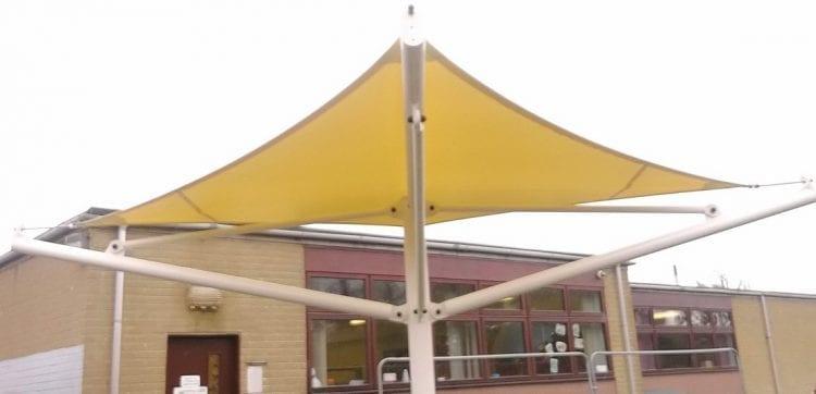 Locharbriggs Primary School Canopy