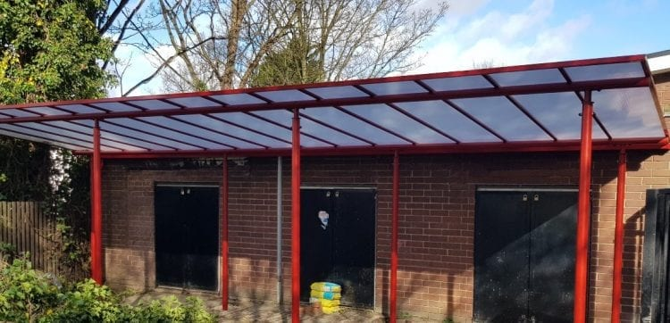 Tulse Hill Early Years Centre Shelter
