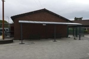 Shelter made for Westleigh High School