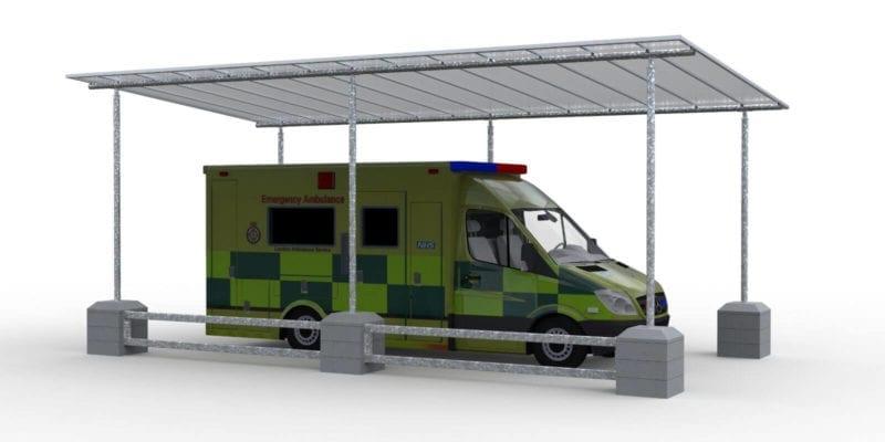 Ambulance Cover