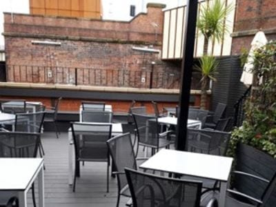 Deansgate Tavern Rooftop