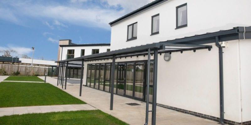 Hafod y Gest Walkway Canopy
