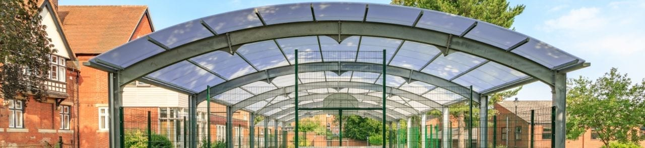 Haileybury College Covered MUGA