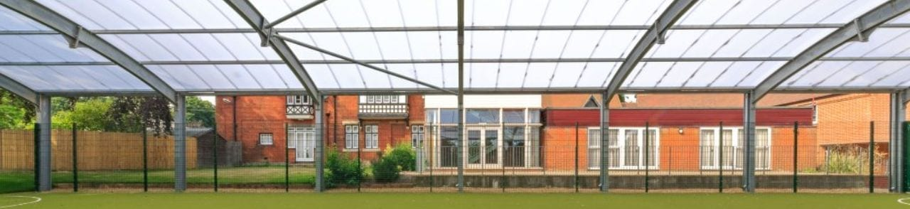 Haileybury College Covered Playing Field