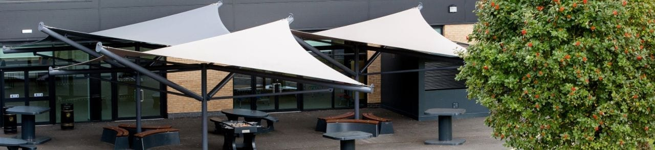 Hessle Academy Shade Sails