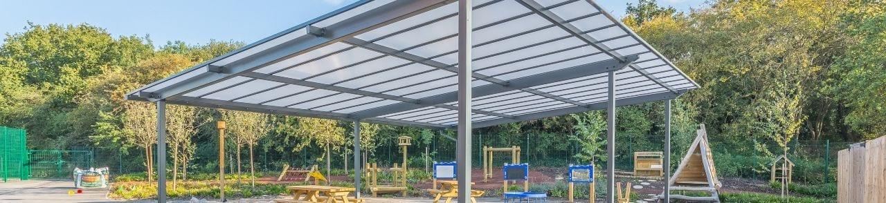 Millbrook Primary School Canopy