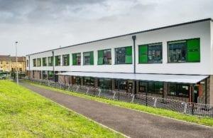 Mount Pleasant Primary School Canopy