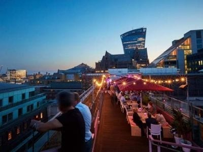 Savage Garden Rooftop Bar