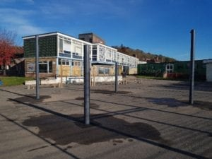 Somerton Primary School Uprights