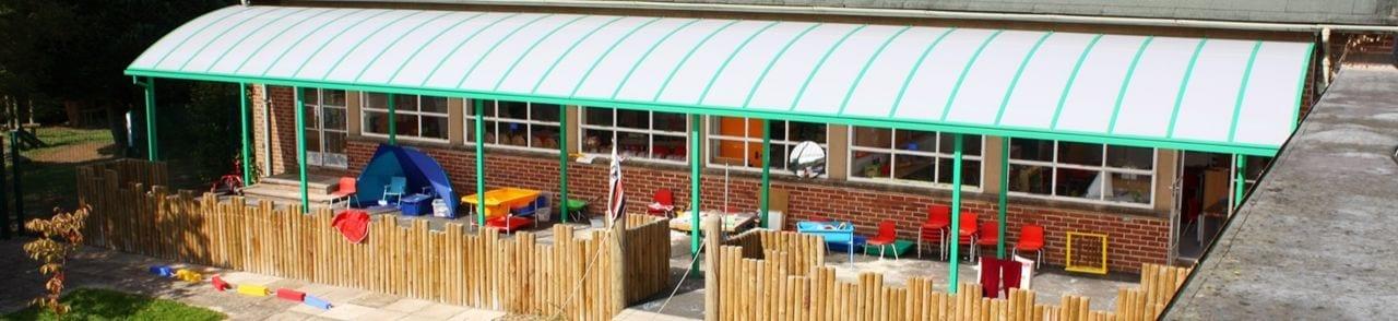 Primary School Canopies