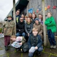Primary School Pupils on Trip