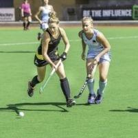 Women's Field Hockey Game