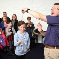 School Science Demonstration