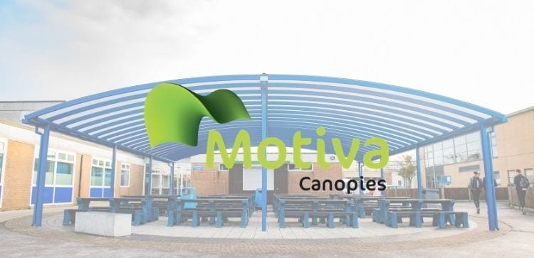 Curved Polycarbonate Roof Canopy