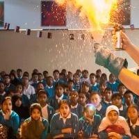 Science in Schools Show