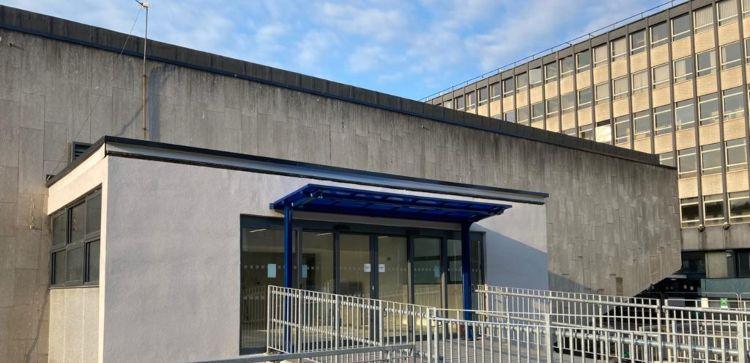 University of Liverpool Entrance Canopy