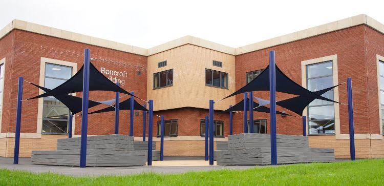 Chelmsford High School Shade Sails