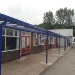 Southall School Canopy